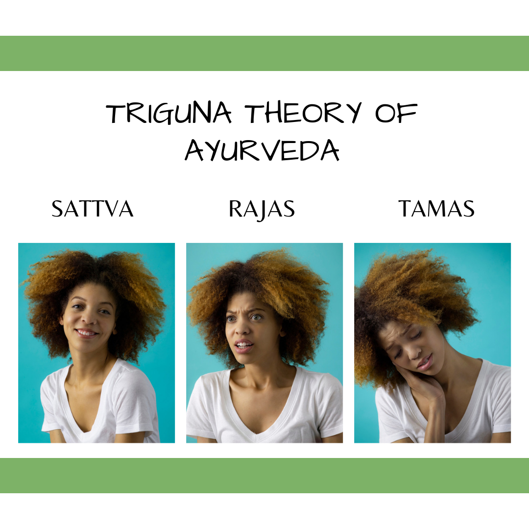 Copy of TRIGUNA THEORY OF AYURVEDA